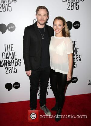 Shawn Ashmore , Dana Ashmore - Celebrities attend The Game Awards 2015 at Microsoft Theater. at Microsoft Theater - Los...