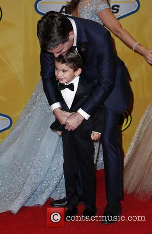 Jeff Gordon and Leo Gordon