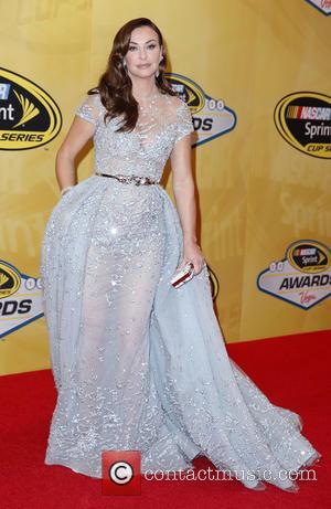 Ingrid Vandebosch - 2015 NASCAR Sprint Cup Series Awards at the Wynn Las Vegas - Arrivals at The Wynn -...