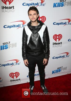 Zedd - KIIS FM's iHeartRadio Jingle Ball 2015 at Microsoft Theater - Arrivals at STAPLES Center - Los Angeles, California,...