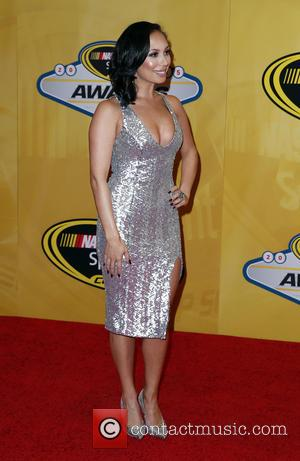 Cheryl Burke - 2015 NASCAR Sprint Cup Series Awards at the Wynn Las Vegas - Arrivals at The Wynn -...