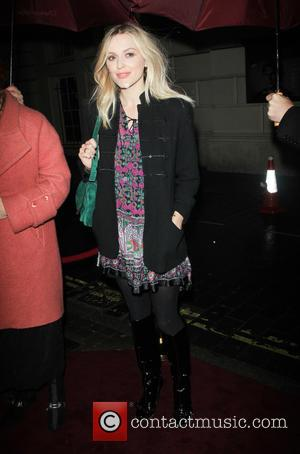 Fearne Cotton - Charlotte Tilbury's Christmas party - London, United Kingdom - Friday 4th December 2015