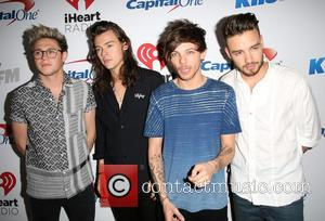 Niall Horan, Harry Styles, Louis Tomlinson, Liam Payne and Of One Direction
