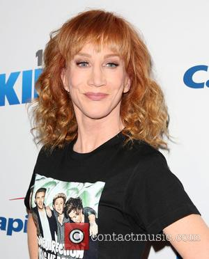 Kathy Griffin - IIS FM's iHeartRadio Jingle Ball 2015 at Microsoft Theater - Arrivals at Microsoft Theater - Los Angeles,...