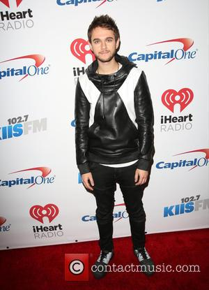 Zedd - IIS FM's iHeartRadio Jingle Ball 2015 at Microsoft Theater - Arrivals at Microsoft Theater - Los Angeles, California,...