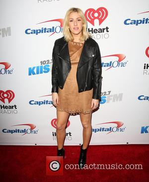 Ellie Goulding - IIS FM's iHeartRadio Jingle Ball 2015 at Microsoft Theater - Arrivals at Microsoft Theater - Los Angeles,...