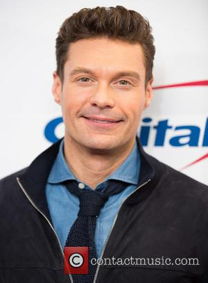 Ryan Seacrest - KIIS FM's iHeartRadio Jingle Ball 2015 at Microsoft Theater - Arrivals at Microsoft Theater - Los Angeles,...
