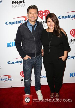Ryan Seacrest and Sisanie