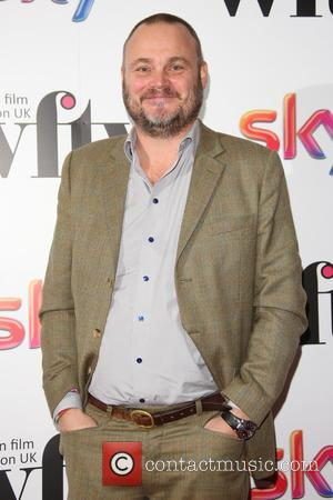 Al Murray - Women in Film and Television UK - Arrivals - London, United Kingdom - Friday 4th December 2015