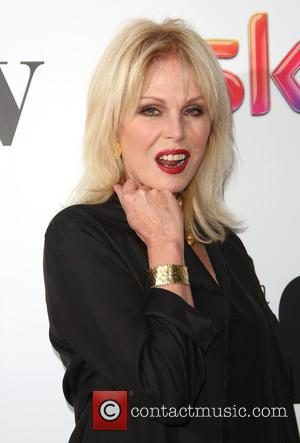 Joanna Lumley - Women in Film and Television UK - Arrivals - London, United Kingdom - Friday 4th December 2015