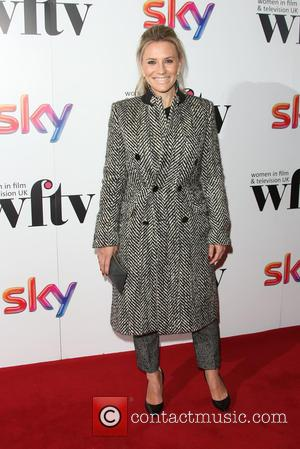 Georgie Thompson - Women in Film and Television UK - Arrivals - London, United Kingdom - Friday 4th December 2015