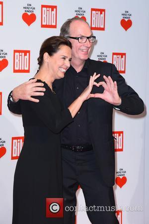 Desiree Nosbusch and Herbert Knaup