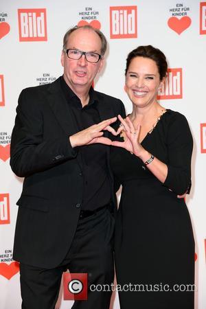 Herbert Knaup and Desiree Nosbusch