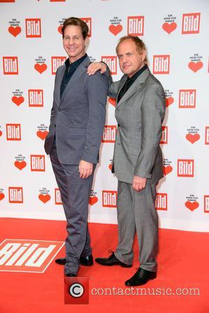 Thomas Heinze and Uwe Ochsenknecht