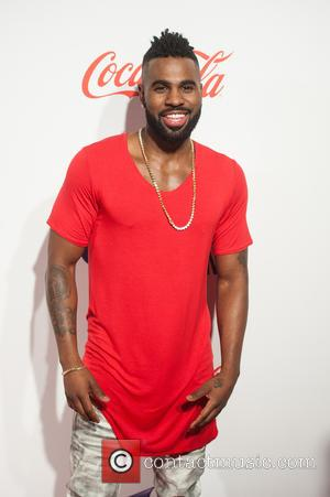 Jason Derulo - Capital FM's Jingle Bell Ball 2015 at the O2 Arena - Arrivals - London, United Kingdom -...