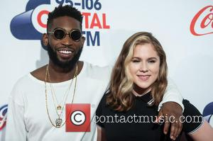 Tinie Tempah and Katy B