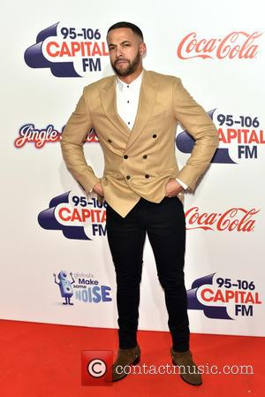 Marvin Humes - Capital FM's Jingle Bell Ball 2015 at the O2 Arena - Arrivals - London, United Kingdom -...