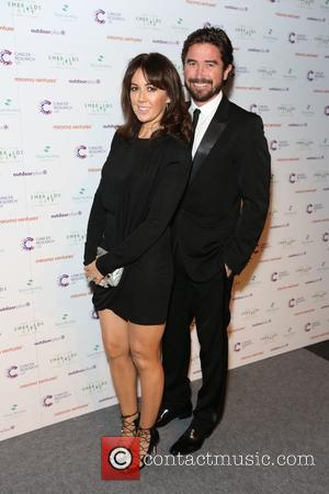Sheree Murphy - Ronan Keating's Emeralds & Ivy 10th anniversary ball, a fundraising ball in aid of Cancer Research UK...