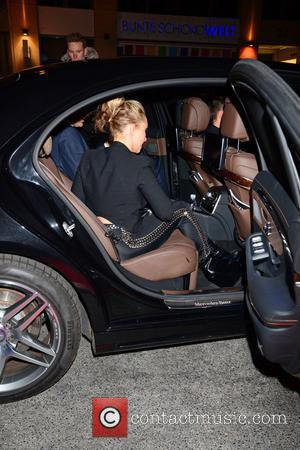Hayden Panettiere - Celebrities attend the Ein Herz für Kinder Gala 2015 - After Show Party Arrivals - Berlin, Germany...