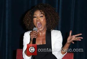 Angela Bassett - 'Chi-Raq' Screening and Q&A at Cinerama Dome - Los Angeles, California, United States - Saturday 5th December...
