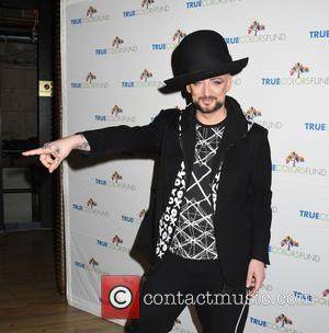 Boy George - Cyndi Laupers True Colors Fund Hosts 5th Annual Home For The Holiday Concert at Beacon Theater -...