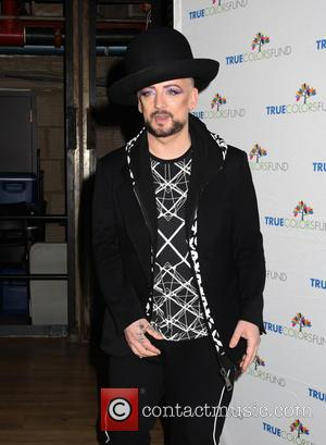 Boy George Fears More Clashes With Paloma Faith