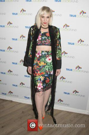 Natasha Bedingfield - Cyndi Laupers True Colors Fund Hosts 5th Annual Home For The Holiday Concert at Beacon Theater -...