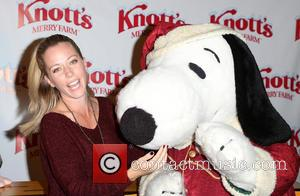 Kendra Wilkinson - Knott's Berry Farm's Countdown To Christmas And Snoopy's Merriest Tree Lighting at Knott's Berry Farm - Buena...