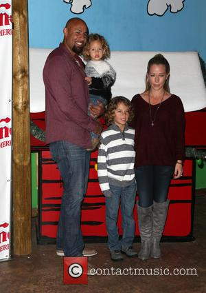 Hank Baskett, Alijah Baskett and Kendra Wilkinson