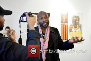 Jimmy Jean-Louis - NE2P Art Beat Miami Chef Creole Celebrity Brunch at Little Haiti Culture Center - Miami, Florida, United...