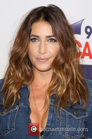 Lisa Snowdon - 2015 Jingle Bell Ball held at The O2 - Day 2 - Arrivals at O2 Arena -...