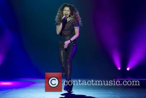 Ella Eyre - The Clothes Show 2015 at NEC Birmingham - Day 3 at NEC National Exhibition Centre, The Clothes...