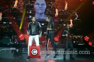 Duran Duran, Simon Le Bon and John Taylor