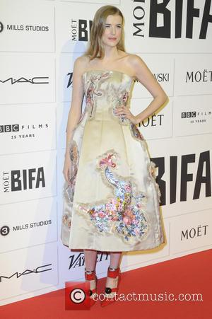 Agyness Deyn - Moet British Independent Film Awards 2015 held at Old Billingsgate Market - Arrivals at Old Billingsgate -...