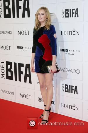 Laura Carmichael - Moet British Independent Film Awards 2015 held at Old Billingsgate Market - Arrivals at Old Billingsgate -...