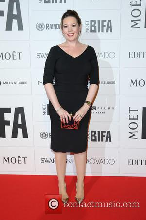 Olivia Colman - Moet British Independent Film Awards 2015 held at Old Billingsgate Market - Arrivals at Old Billingsgate -...