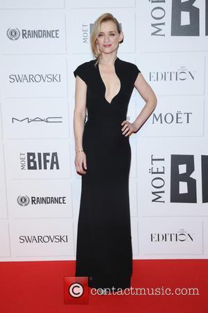 Anne-Marie Duff - Moet British Independent Film Awards 2015 held at Old Billingsgate Market - Arrivals at Old Billingsgate -...
