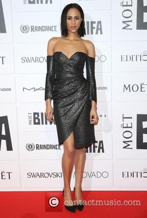 Zawe Ashton - Moet British Independent Film Awards 2015 held at Old Billingsgate Market - Arrivals at Old Billingsgate -...