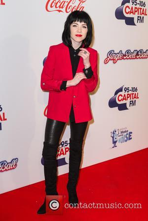 Carly Rae Jepsen - Capital's Jingle Bell Ball with Coca-Cola at London's O2 Arena - Arrivals at London's O2 Arena...