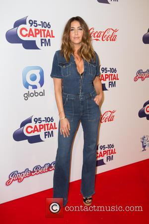 Lisa Snowdon - Capital's Jingle Bell Ball with Coca-Cola at London's O2 Arena - Arrivals at London's O2 Arena -...