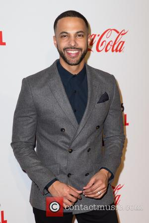 Marvin Humes - Capital's Jingle Bell Ball with Coca-Cola at London's O2 Arena - Arrivals at London's O2 Arena -...