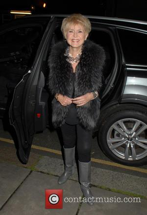 Gloria Hunniford - Gala performance of 'Matthew Bourne's Sleeping Beauty' at Sadler's Wells Theatre - Departures at Sadler's Wells Theatre...
