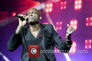 Seal - Seal performing live on stage at the SSE Hydro at the SECC in Glasgow at SSE Hydro SECC...