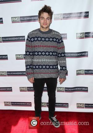 Dylan Sprayberry - 3rd Annual Toy Wrap Party held at Guys North Studio City - Arrivals - Los Angeles, California,...