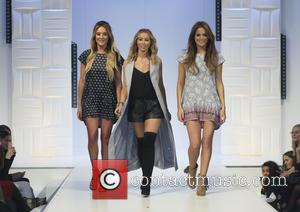 Charlotte Crosby, Lauren Pope and Binky Felstead