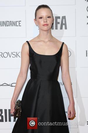 Mia Goth Has Huge Admiration For Dane DeHaan