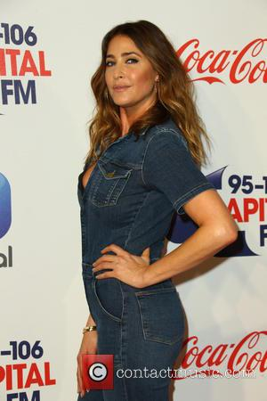 Lisa Snowdon - 2015 Jingle Bell Ball held at The O2 - Day 2 - Arrivals - London, United Kingdom...