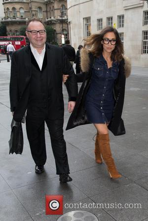 Myleene Klass and Jonathan Shalit