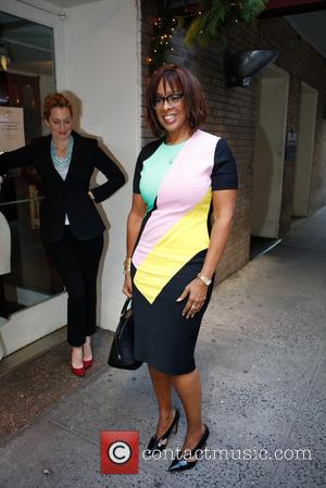 Gayle King - Cosmopolitan's 'Cosmo 100' luncheon held at Michael's restaurant in Midtown at michaels restaurant - New York, New...