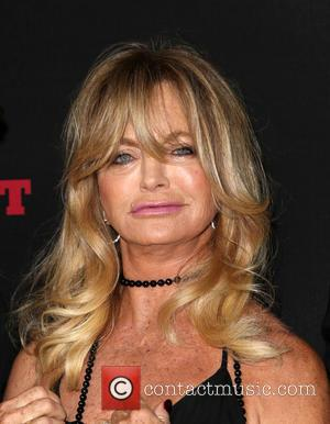 Goldie Hawn - Premiere of The Weinstein Company's 'The Hateful Eight' at ArcLight Cinemas Cinerama Dome - Red Carpet Arrivals...